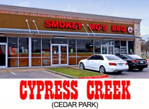 Cedar Park BBQ