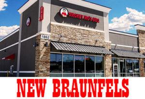 BBQ New Braunfels Smokey Mo's BBQ Location