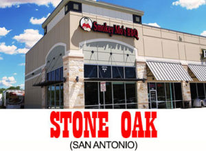 San Antonio BBQ Stone Oak Location