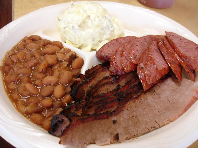 bbq brisket sausage San Antonio