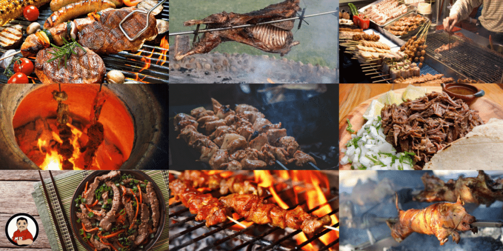 BBQ, world bbq, bbq around the world, world bbq recipes, barbecue